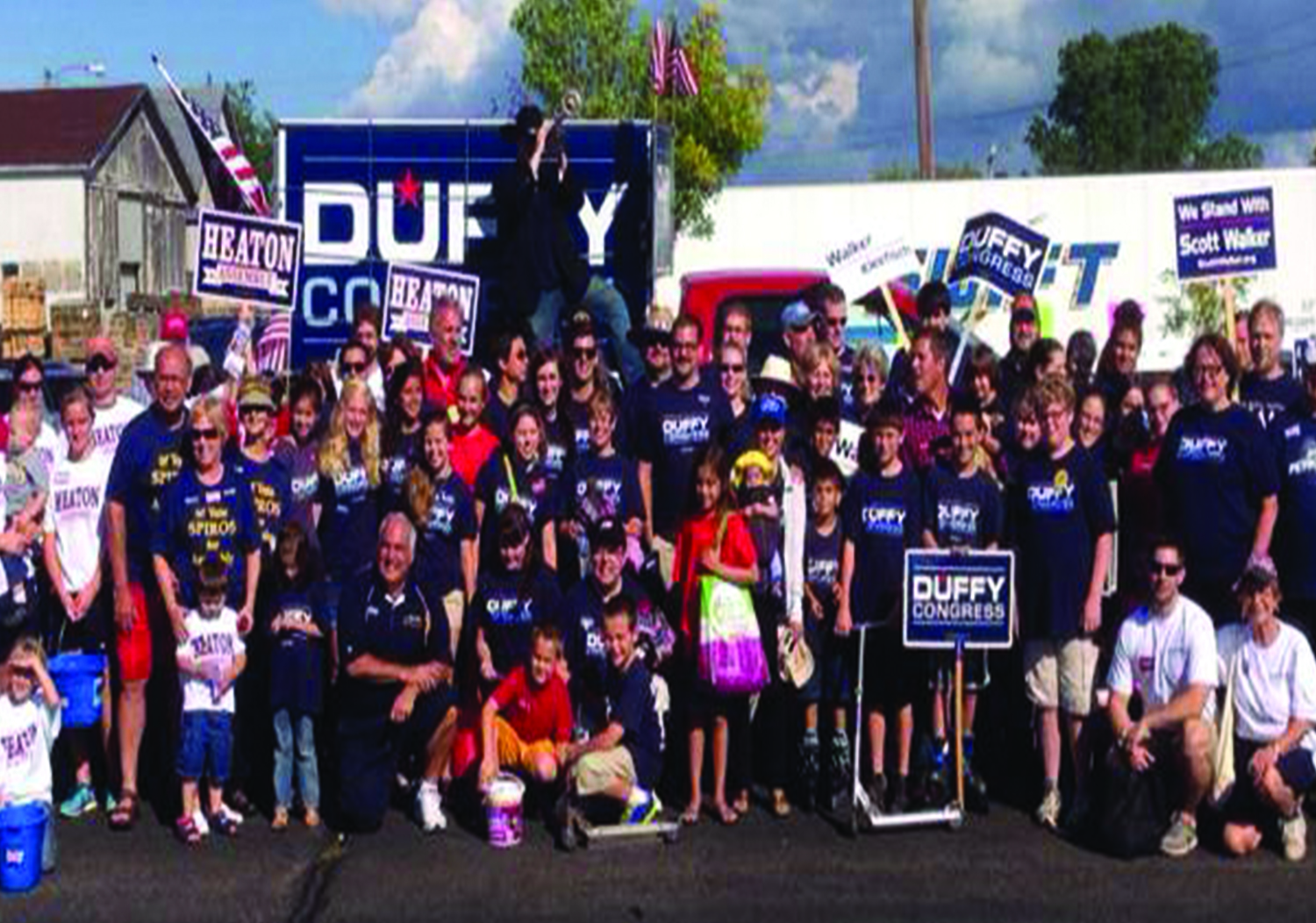 Participate in Republican Party of Marathon County Events